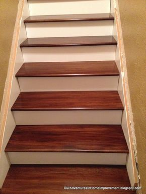 Best Hickory Stairs Our Most Ambitious Stair Project Yet 400 x 300