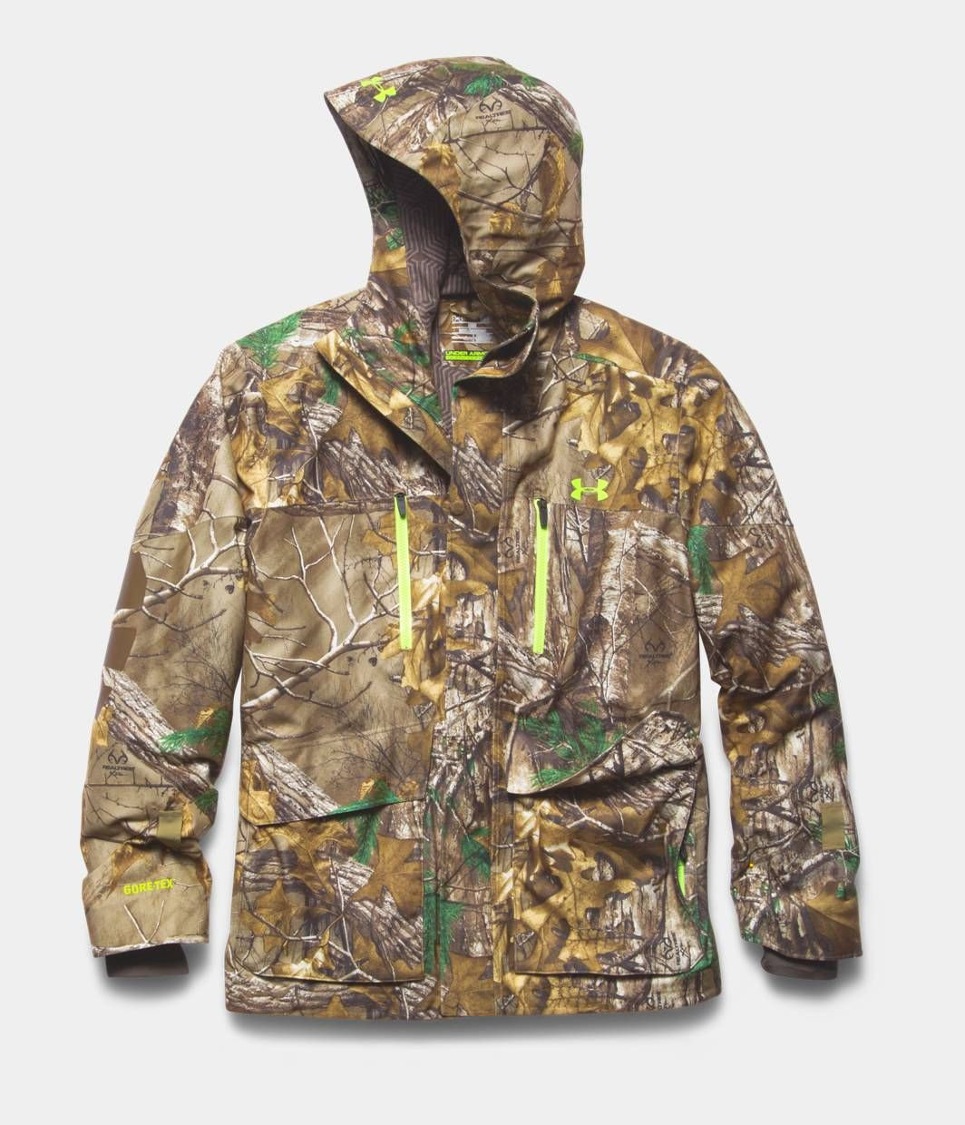 7acb71e32126e Men's UA Storm GORE-TEX® Scent Control Insulator Jacket | Under Armour US