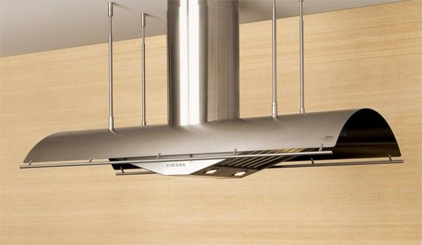 Zephyr Trapeze 48 - contemporary kitchen hoods