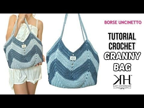 b83ff55cf6ac Crochet Designs · TUTORIAL BORSA UNCINETTO