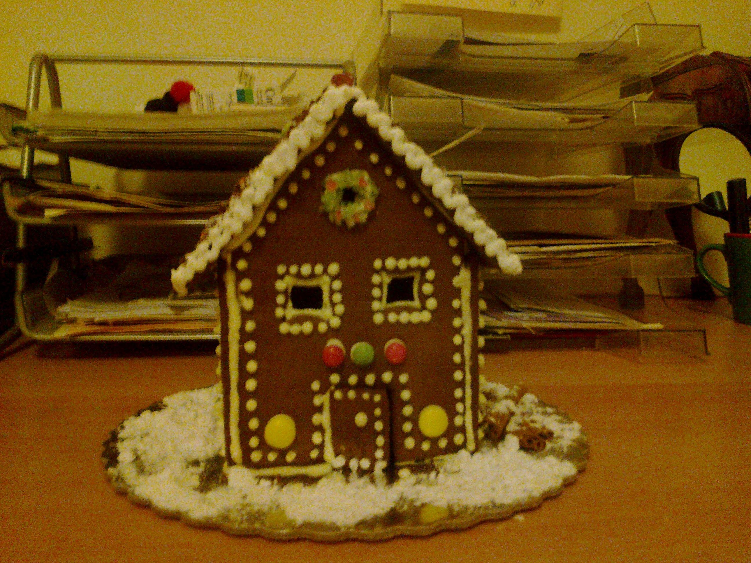 gingerbread house   christmas   Pinterest