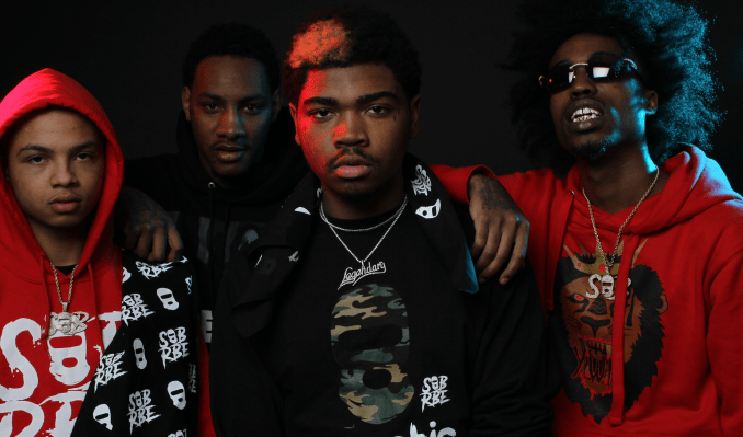 Closed Enter To Win Tickets To Sob X Rbe 2018 Global Gangin