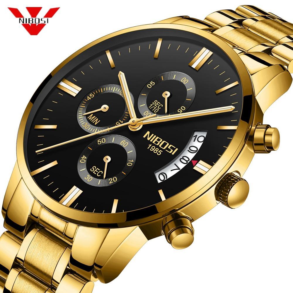 Waterproof Chronograph Men Watch In 2020 Chronograph Watch Men Luxury Watches For Men Wristwatch Men