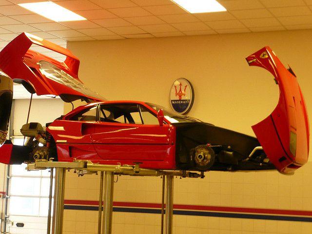 Pin On Project Ferrari F40