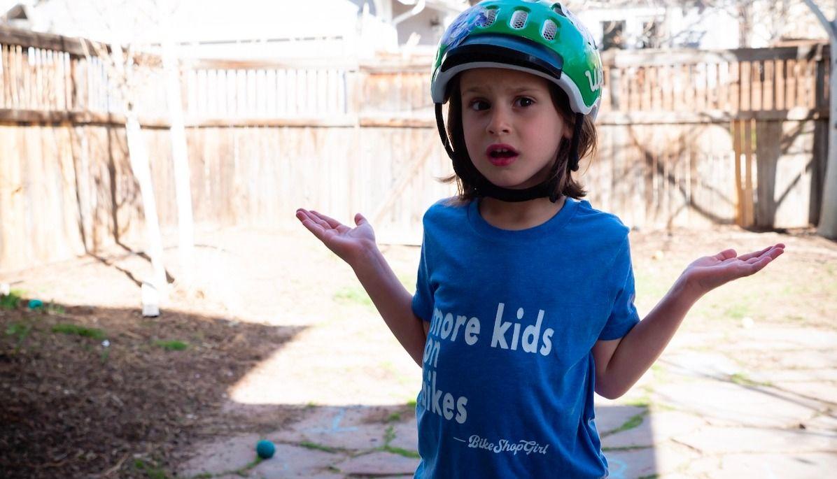 Kid S Bike Sizing Guide Bike Shop Girl In 2020 Kids Bike