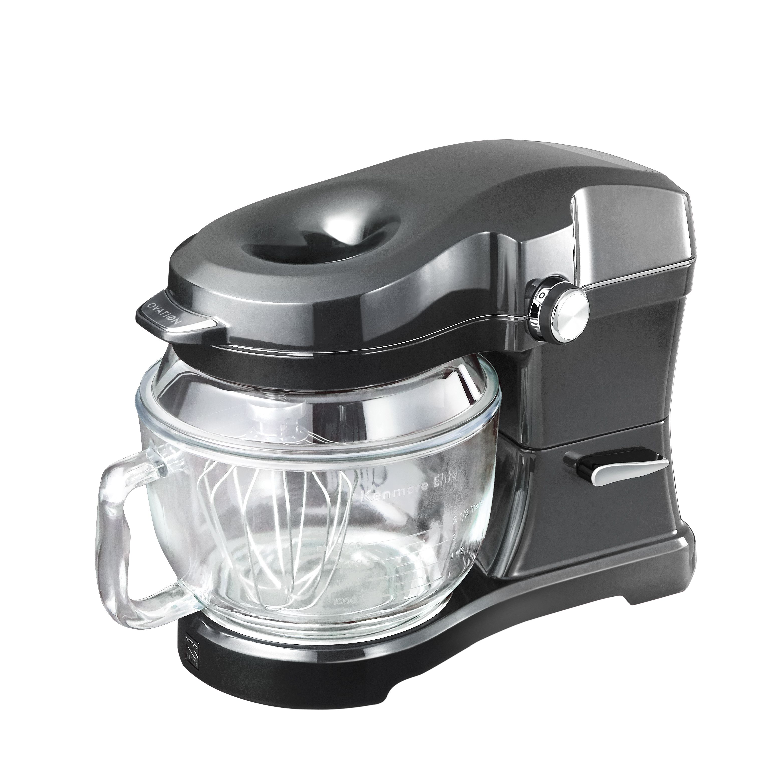 Kenmore elite ovation stand mixer equal parts innovative