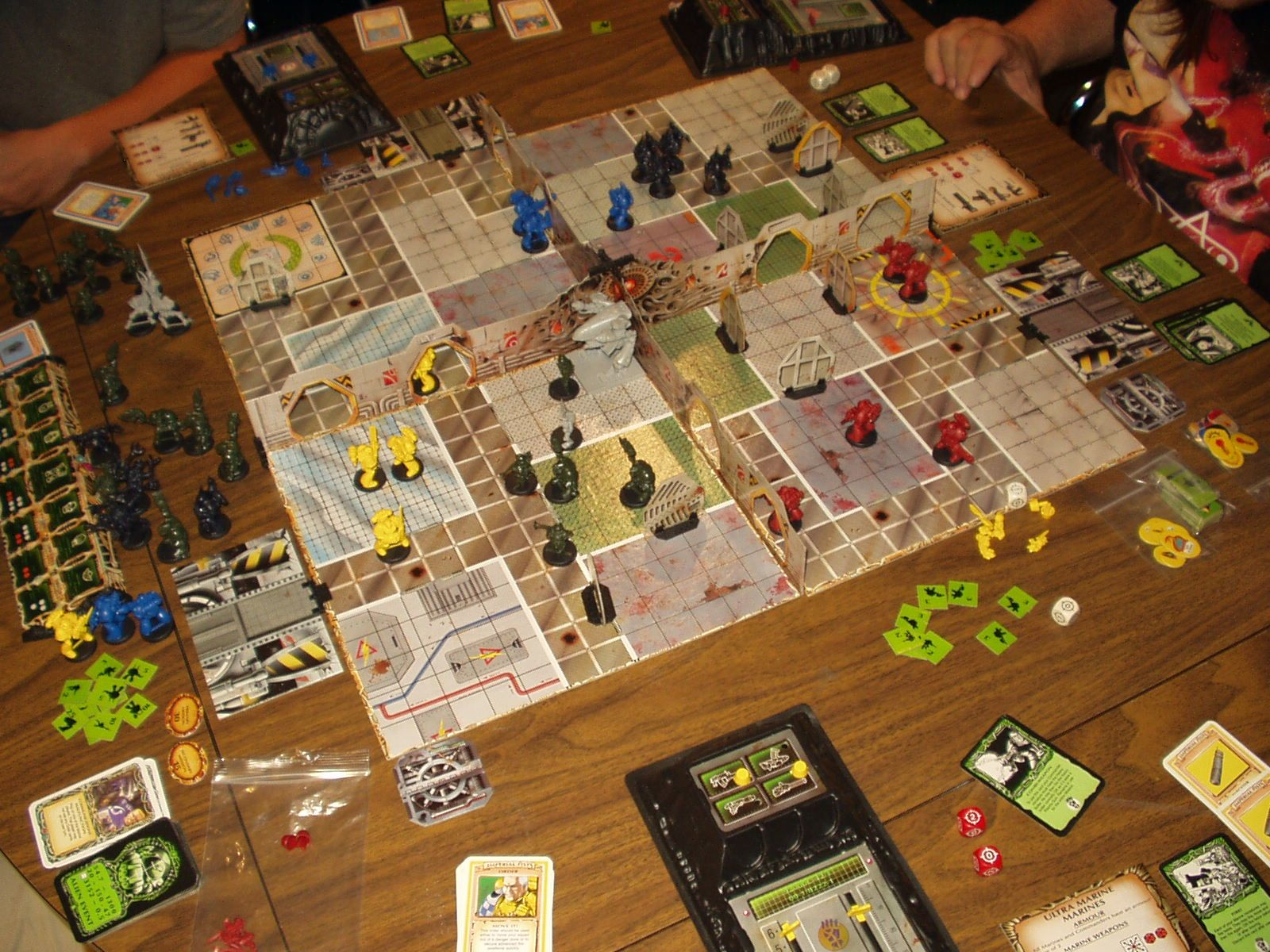 Space Crusade This game rocked! Games, Board games
