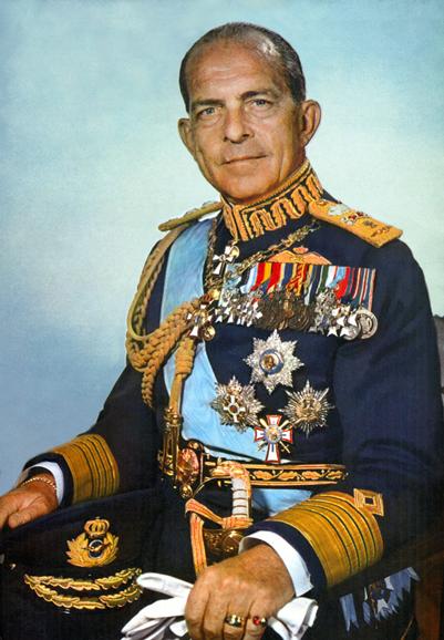 6 Μαρτίου 1964 Πεθαίνει ο βασιλιάς των Ελλήνων Παύλος Α