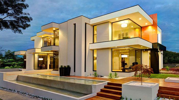 On Display Architecture House House Designs Exterior House