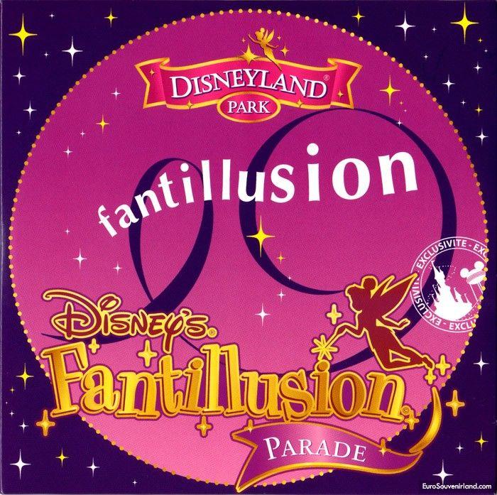 Disneyland Paris Night Parade - Fantillusion 1995-2001