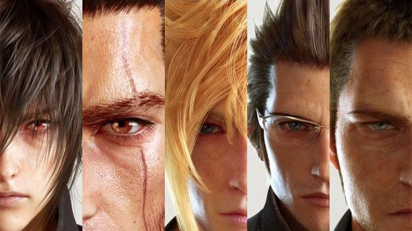 Jump this week has the first character descriptions for the newly revealed #FinalFantasyXV. Detailed below are Noctis, Prompto, Ignis, Gladiolus, and Cor. :: Read more at http://gematsu.com/2013/06/final-fantasy-xv-main-characters-detailed#U5JGRWZLbIvigwGj.99