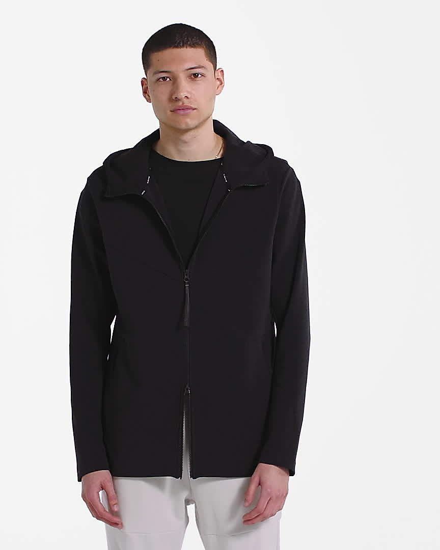 Men's Hoodies NIKE Nike Sportswear Tech Pack Men's Full Zip