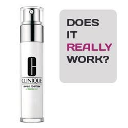Clinique fade dark spots reviews