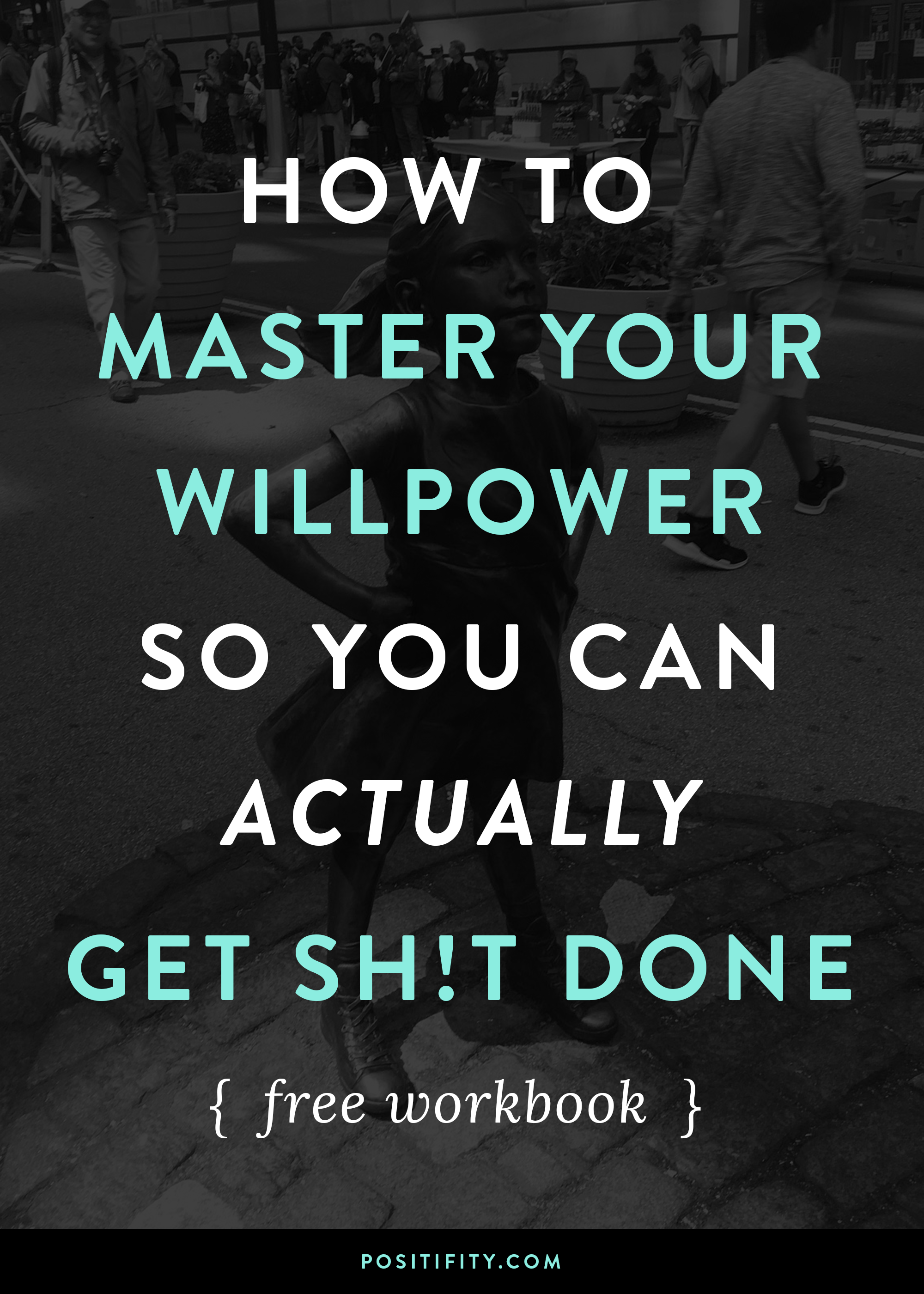 6 Steps To Becoming A Willpower Warrior Free Workbook