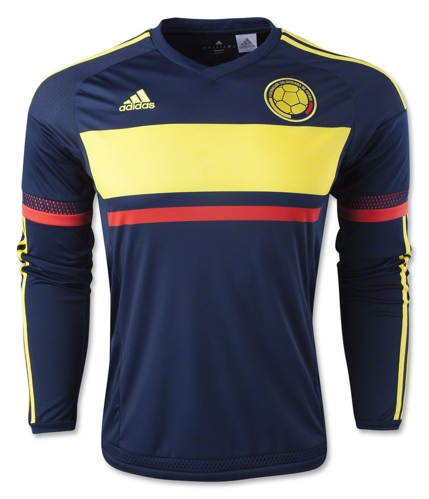 on sale 286eb 8cc2d Colombia National Soccer Team | Soccer Jerseys in 2019 ...