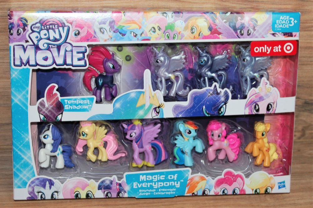 My Little Pony ALL ABOUT TEMPEST SHADOW The Movie Figure NEW