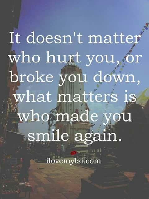 Smile. <3