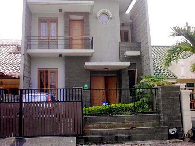 Foto Rumah Minimalis 2 Lantai Type 36 Diy Rumah Minimalis Rumah
