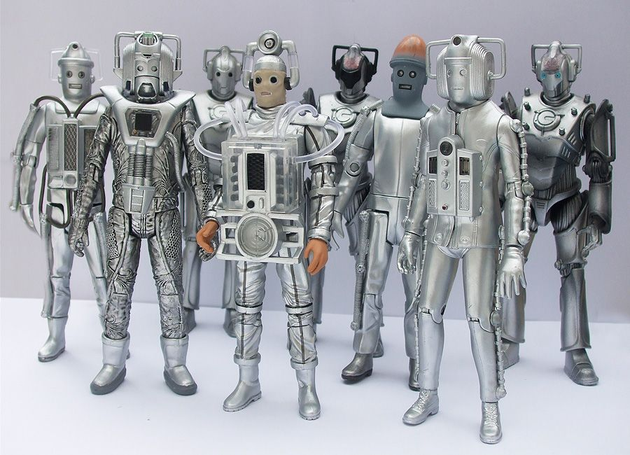 classic cybermen - photo #10
