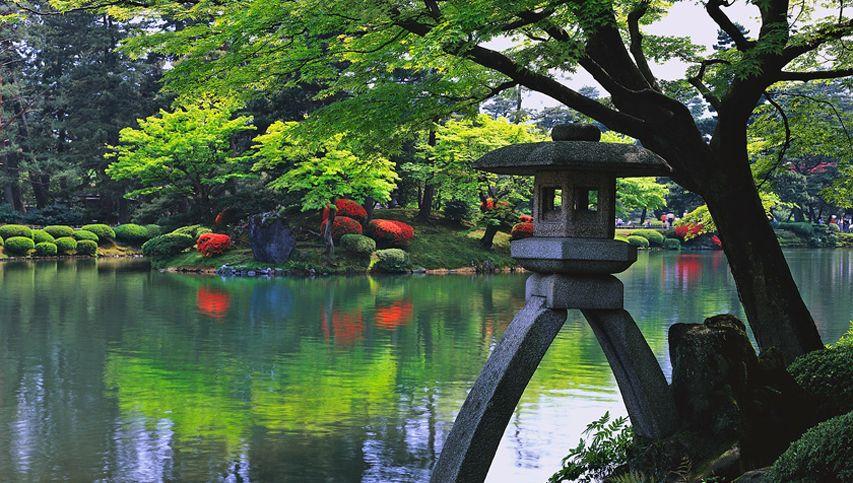 Pin by Paige Zanni on Zen gardens | Zen garden, Japanese ...