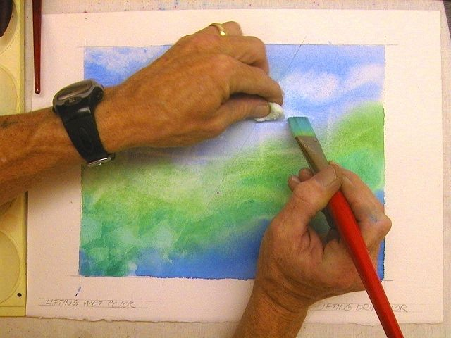 Watercolor Lessons Learn Watercolor Painting Art Lessons