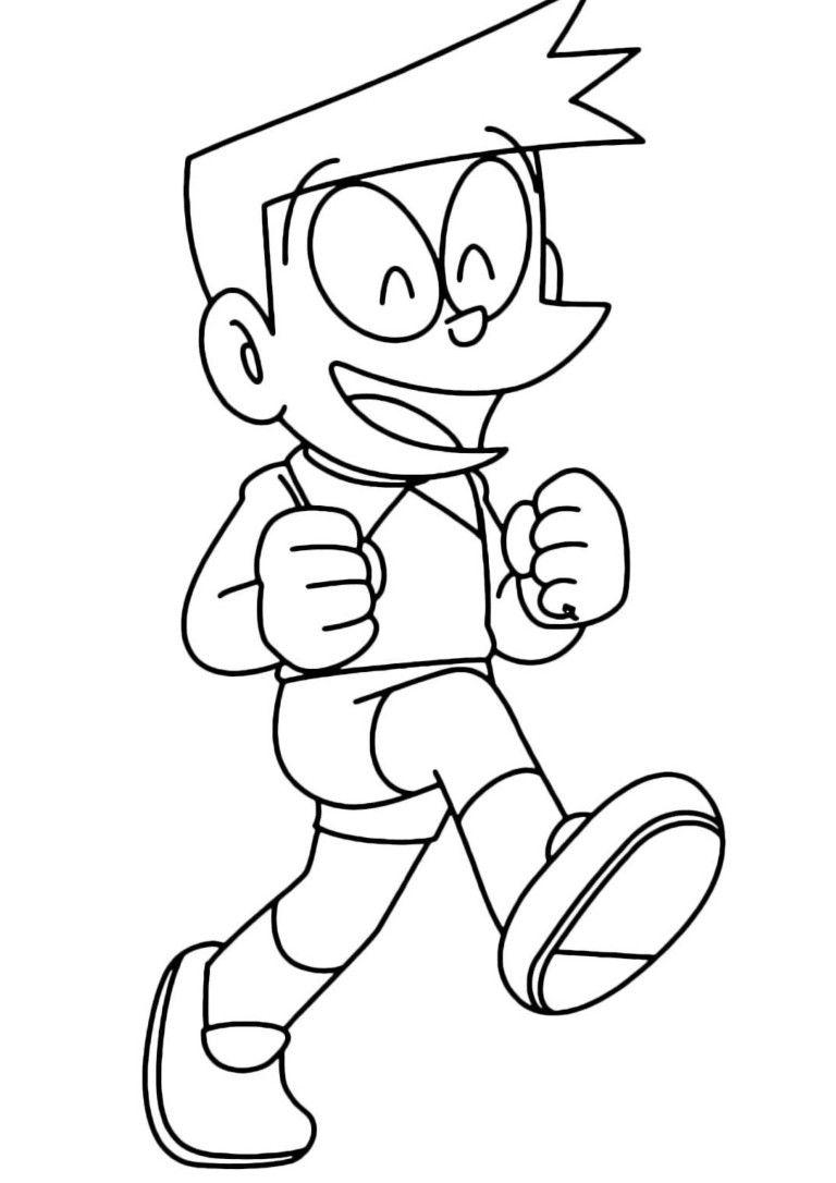 28 Disegni Di Doraemon Da Colorare Cute Cartoon Drawings Coloring Books Art Drawings Sketches Simple