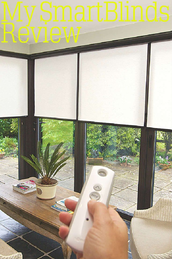 Outside window treatment ideas  there are two mysmartblinds products available the first one is for