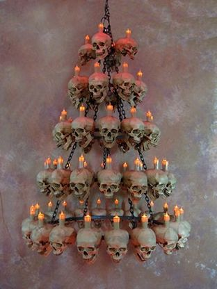 Complete Halloween Haunted House Props and Animatronics for