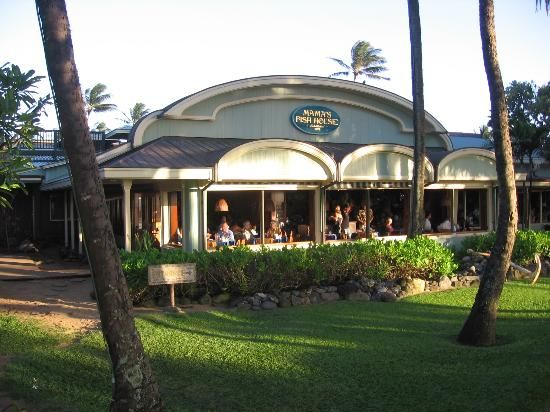 Mama 39 s fish house paia maui favorite restaurant on for Mamas fish house lunch menu