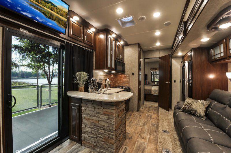 Heartland Rv Gateway 3750pt Luxury Fifth Wheel Luxury Fifth