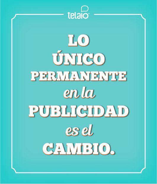 Publicidad Frase Quote Frases De Publicidad Publicidad