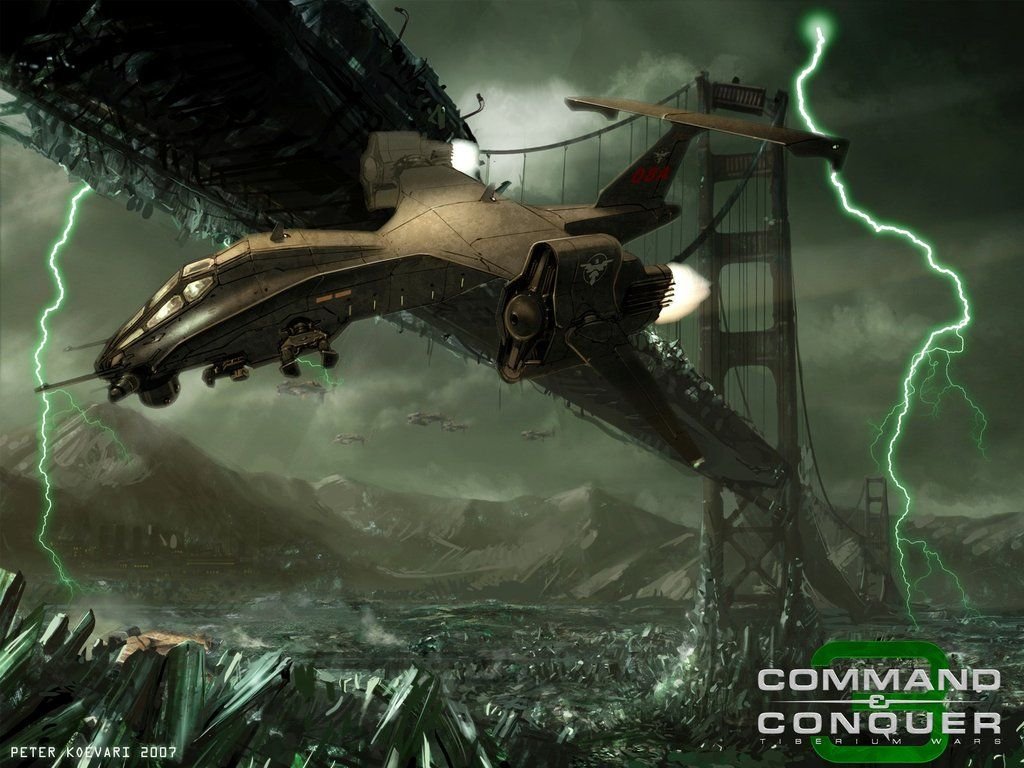 Command And Conquer Wallpaper: Command Conquer Invasion By ~PeterKoevari On DeviantART