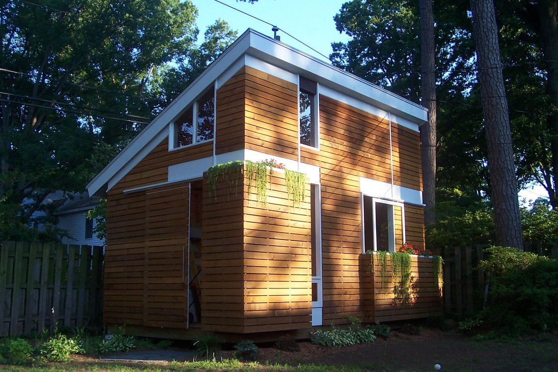 Superieur As An Architect It Has Always Been A Dream Of Mine To Design And Build My  Own House. Unfortunately The Reality Is A Shed Or Workshop In My Backyard  Is About ...
