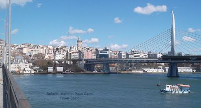 İstanbul'un İncileri Yalı Camileri : Sokullu Mehmet Paşa Camii