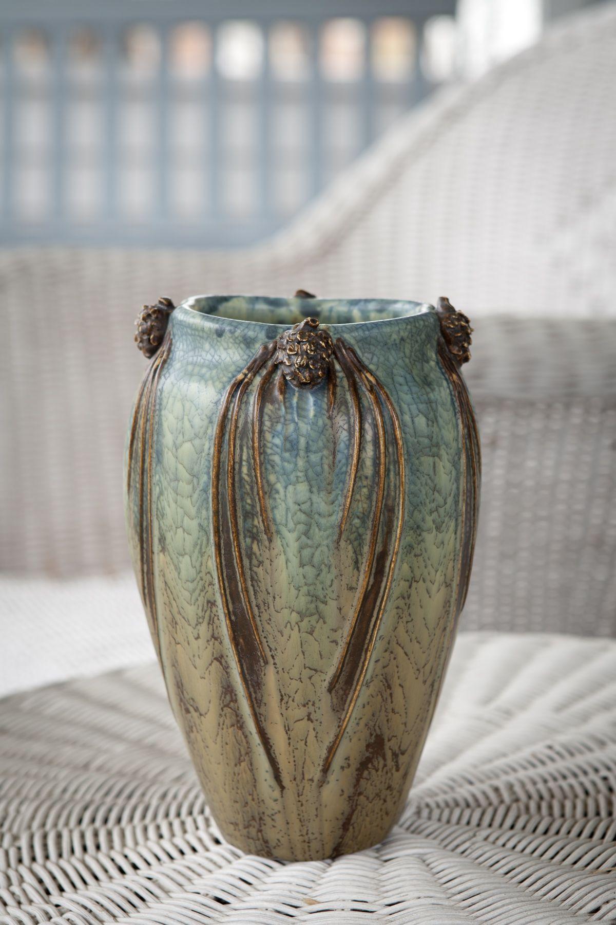 Pine Quartet Ephraim Pottery