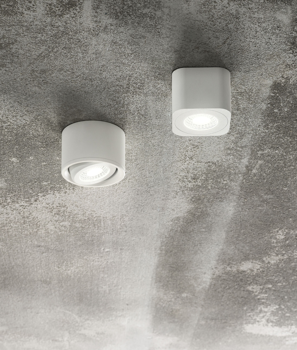 Surface Mounted White Led Downlights In 2020 With Images Downlights Recessed Downlights Led Lights