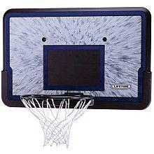 fc5eb328f67e Lifetime 3241 Impact 44 Inch Basketball Backboard   Rim Combo ...