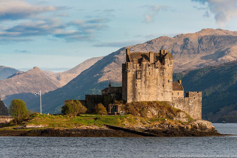 alexcheban: Почувствовать Шотландию...