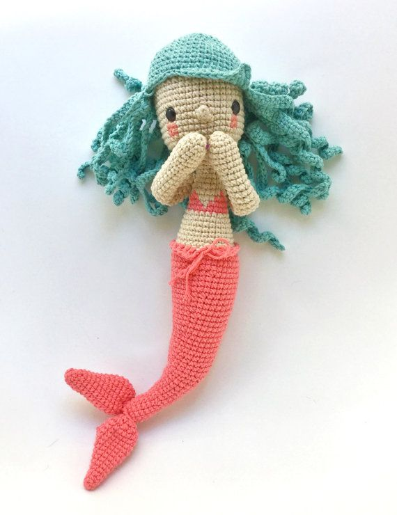 This is a PDF CROCHET PATTERN, NOT THE FINISHED DOLL. DIEGA THE ...