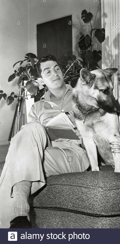 Dean and his dog Dean martin, Old movie stars, Martin show
