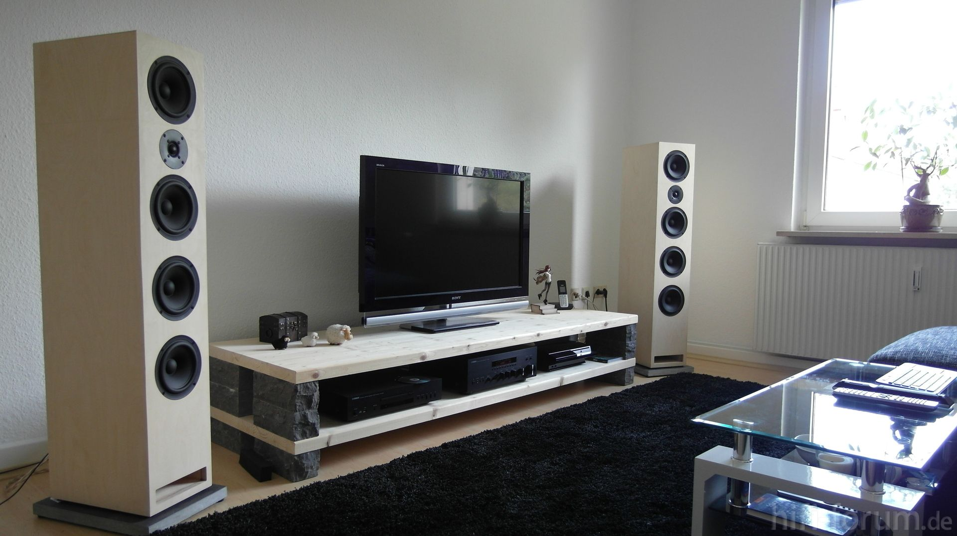 bilder eurer selbstbau racks racks geh use hifi forum seite 73 tv und entertainment. Black Bedroom Furniture Sets. Home Design Ideas