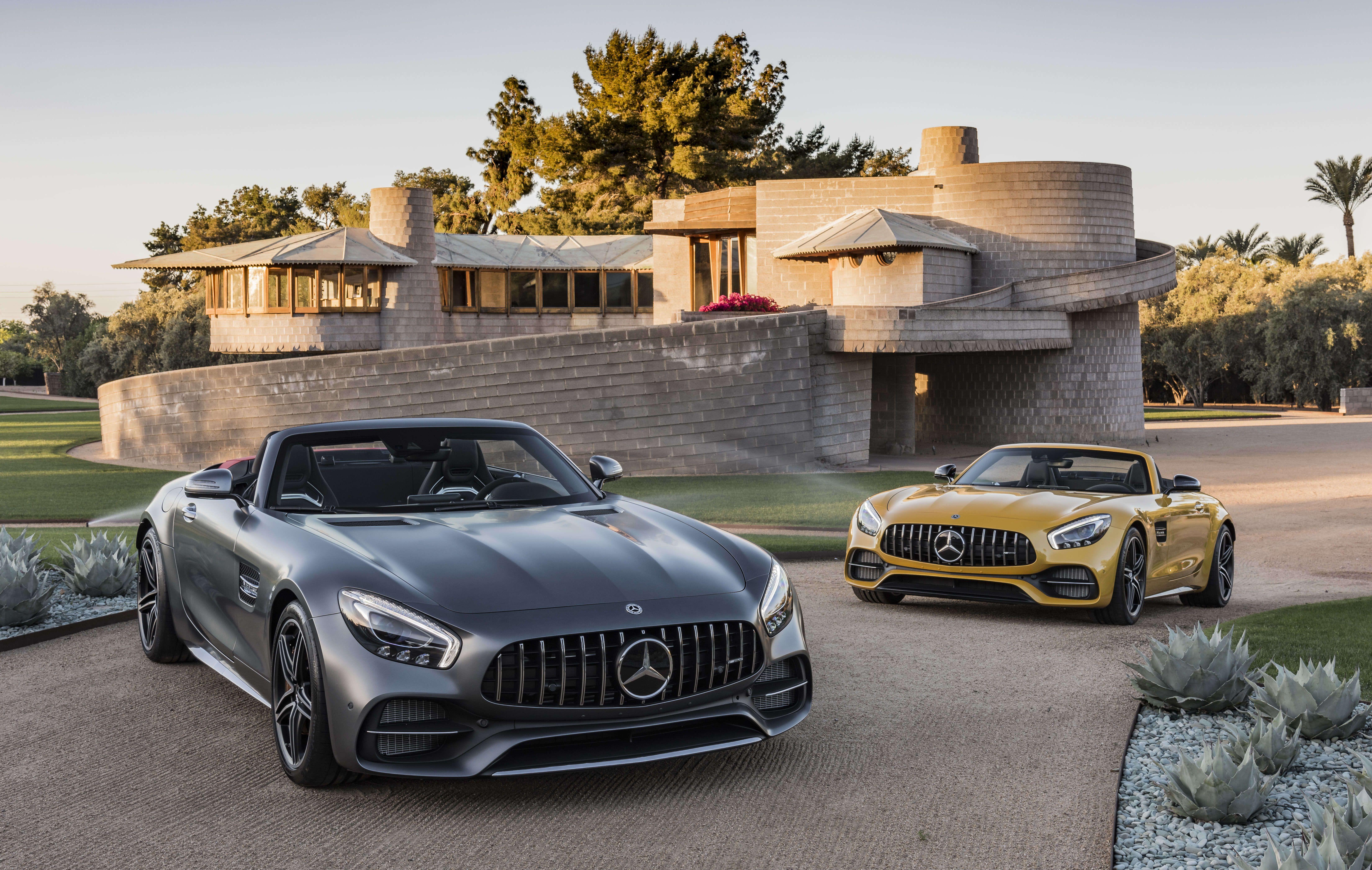 Interior mercedes amg gt s dtm safety car c190 2015 pr - 2018 Mercedes Amg Gt C Roadster First Drive Benz S True Sports Car Gets A Ragtop Option