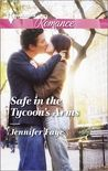 5* review Safe in the Tycoon's Arms - Jennifer Faye #janehuntwriterbookreviews