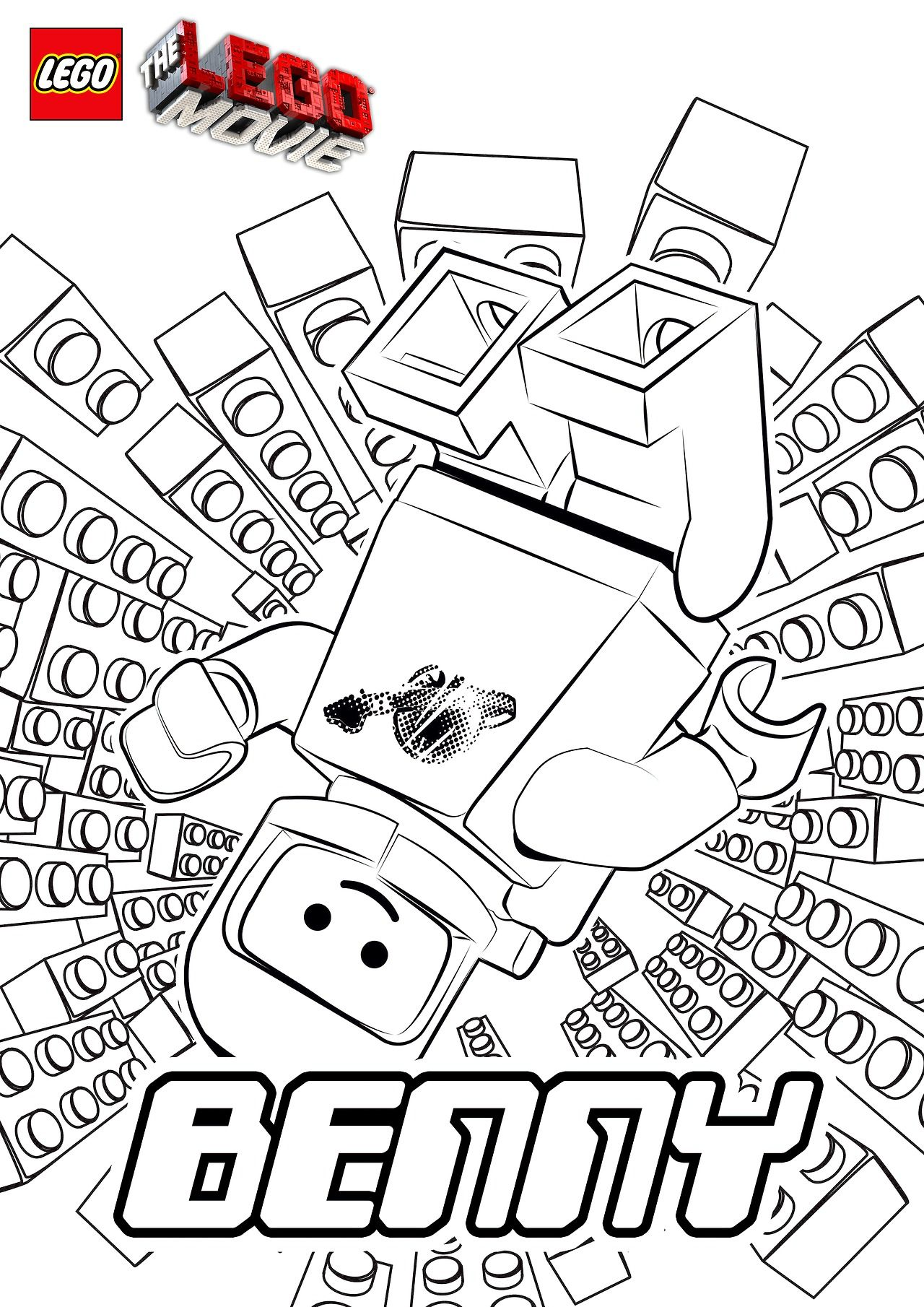 Coloring Pages The Lego Movie Coloring Page the lego movie coloring pages futpal com 1000 images about on pinterest coloring