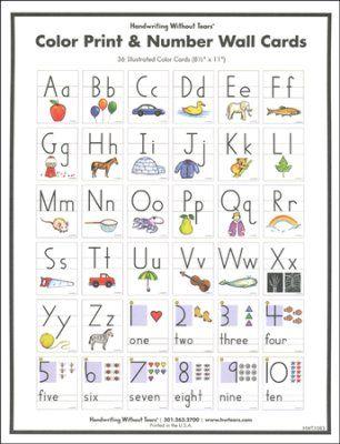 color print number wall cards set of 36 preschool to grade 2 kindergarten readiness. Black Bedroom Furniture Sets. Home Design Ideas