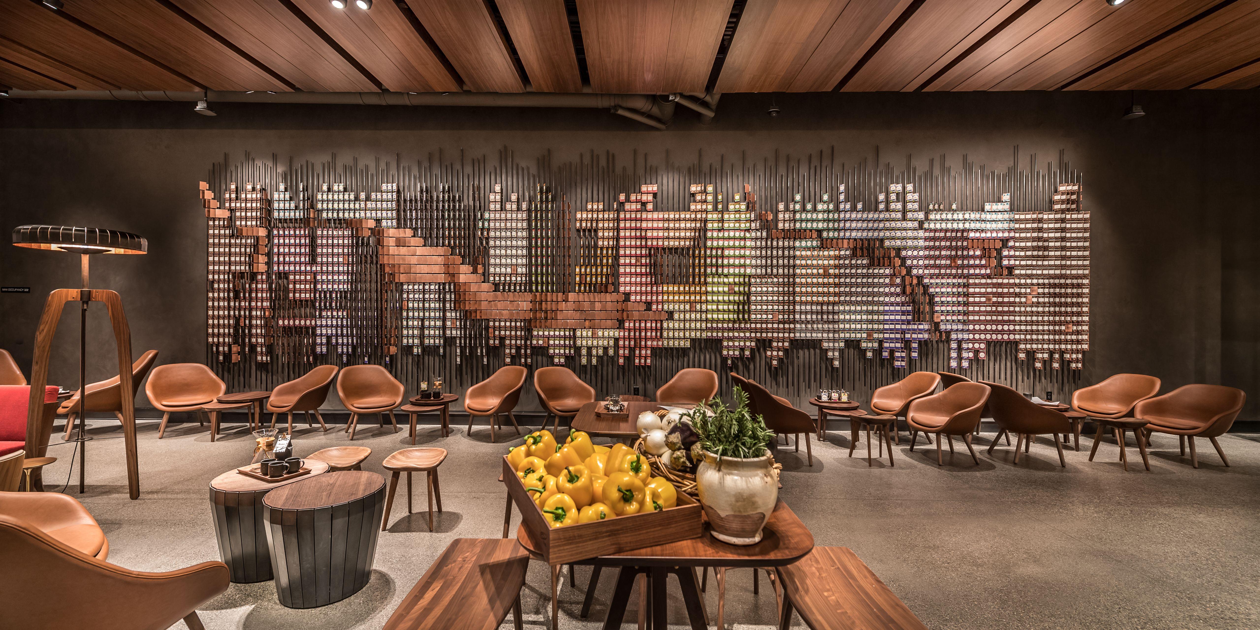 Inside The New Starbucks Reserve Sodo Store In 2019