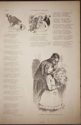 Ilustració catalana. 1a època, núm. 180 (15 gen. 1888) :: Ilustració catalana