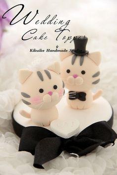 Cat Cake Topper Pesquisa Google