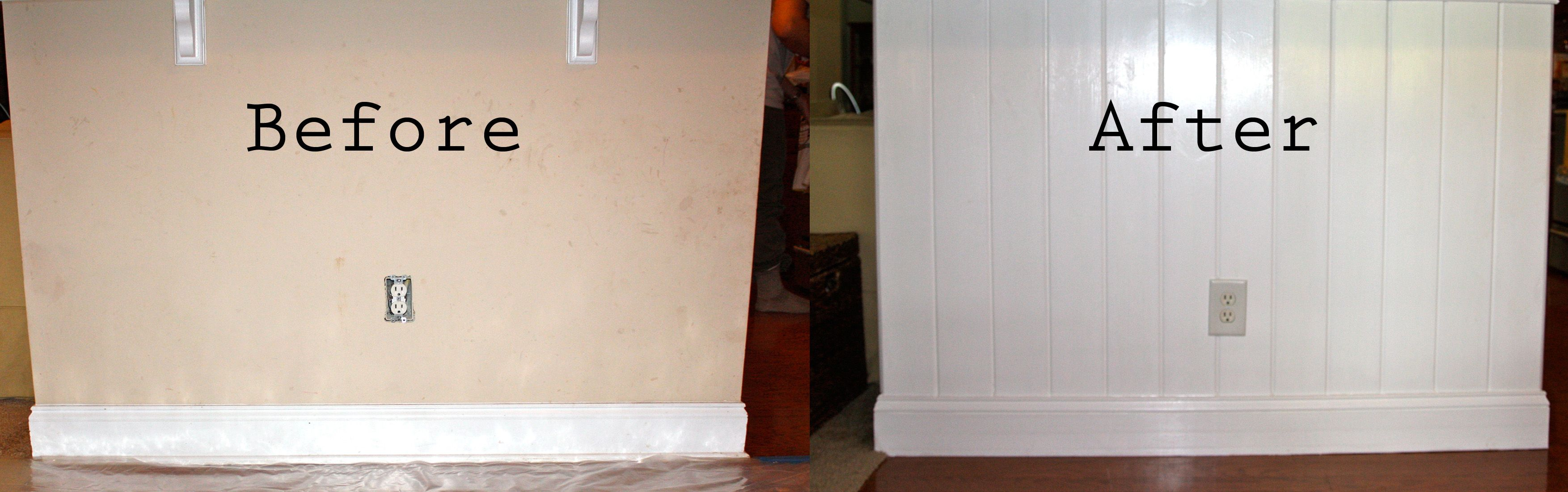 How To Install Wood Paneling Decor Wood Paneling Home