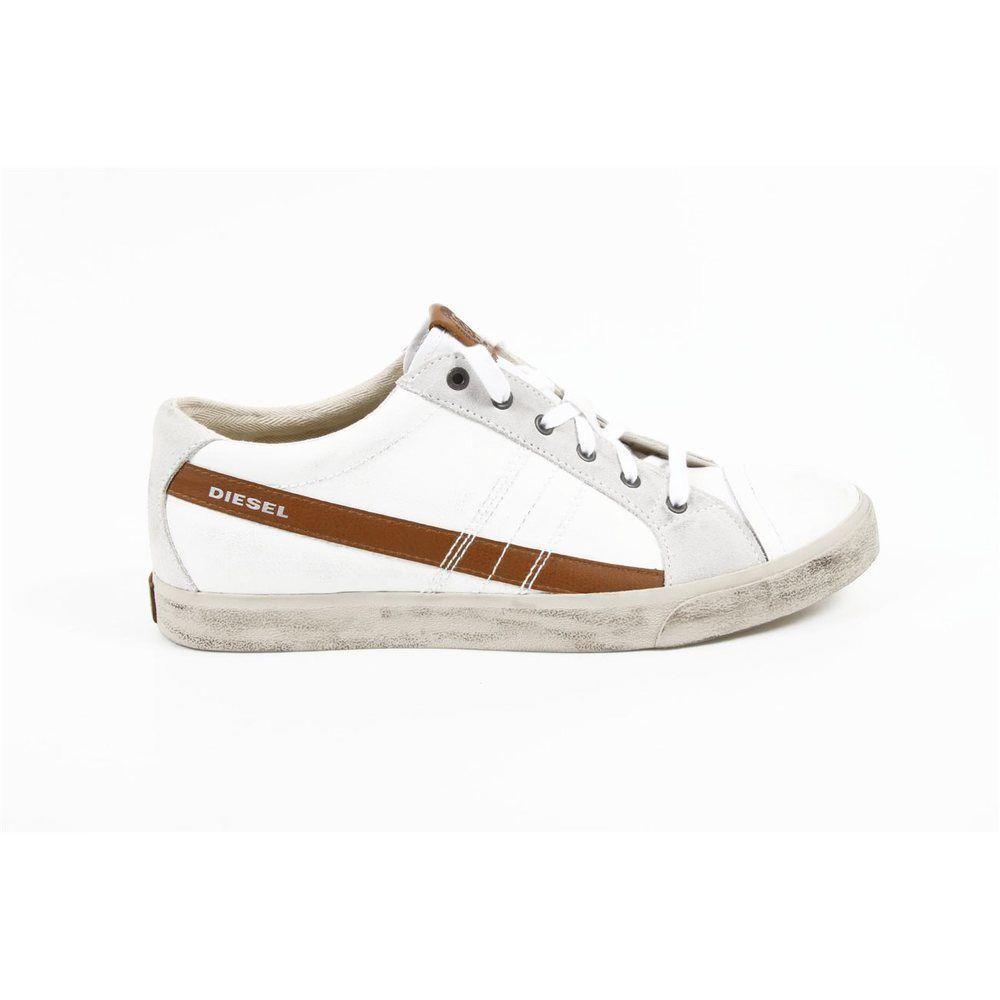 D-STRING LOW - Sneaker low - white Auslass 2018 Unisex Perfekte Online-Verkauf Angebote Zum Verkauf P7dH5ES